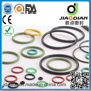 Wear Resistant Brown Fluoroelastomer Aflas 80 Duro with SGS Confirmed O-Ring for Penumatic (O-RING-0130)