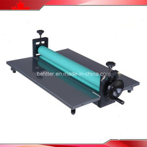 750mm 29.5inch Cold Process Hand Crank Laminator LBS 700 pictures & photos