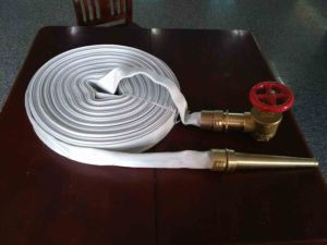 PVC Lined Fire Hose with Different Type Coupling pictures & photos