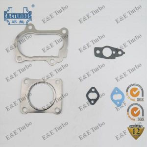 CT26 17201-17010 Gasket set turbo inlet outlet Exhaust Manifold Flange pictures & photos