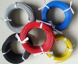 High Temperature Teflon Wire pictures & photos