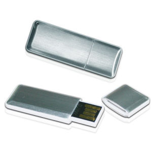 Aluminum Mini Custom Logo USB Flash Disk pictures & photos