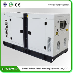 50kVA Soundproof Diesel Generator with Fuel Tank Capacity 8 Hours
