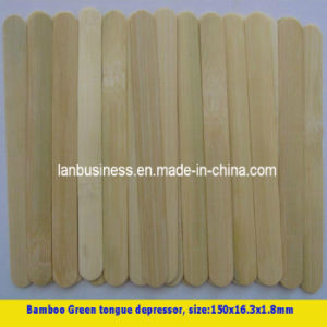 Ly Eco-Friendly Bamboo Tongue Depressor (LY-BT-G) pictures & photos