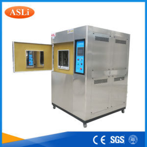 Extreme Temperature Test Chamber for Cold Hot Thermal Shock Impact (-65C~200C) pictures & photos