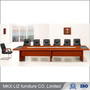 Oval Shape Meeting Room Furniture Office Conference Table A6535