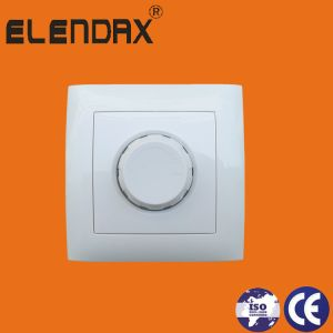 Electrical EU 3A New Designed Panel Dimmer Switch in Rotary (F9004) pictures & photos