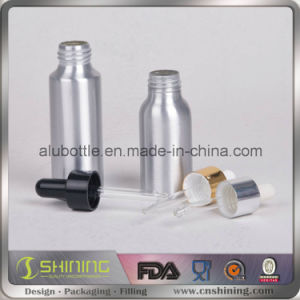 Smoke Oil Aluminium Bottle