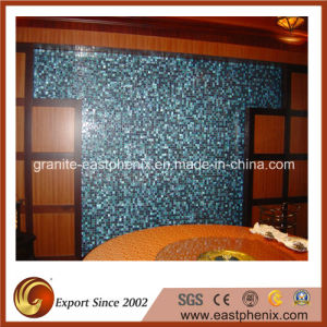Glass Mosaic Pattern Tile for Wall Tile