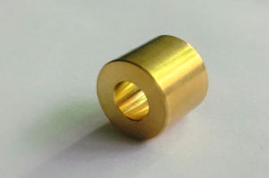 Turning Parts for Copper Cylinder Hollow Copper Column pictures & photos
