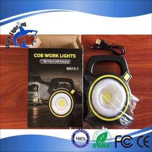 7W COB Charging Work Lights Rechargeable Lights