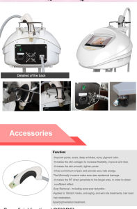 Best Fractional RF System Skin Care Beauty Equipment for Sale with Ex-Factory Price (MR20-1SP) pictures & photos