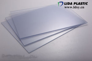 3mm Thick Transparent Rigid PVC Sheet pictures & photos