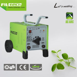 Portable AC Arc Transformer Welder (BX1-3130CM/3160MF/3180CM/3200CM/3250CM)