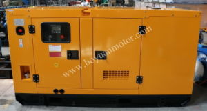Silent Type Three Phase 4 Wire Diesel Generator pictures & photos