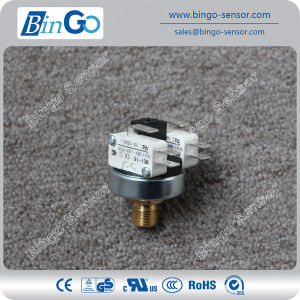 Adjustable Steam Pressure Switch for Liquid, Gas pictures & photos
