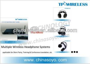 Multi-Channel Wireless Simultaneous Interpretation System pictures & photos