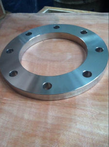 DIN2545 Pn40 F304 Flat Face Plate Stainless Steel Flange pictures & photos