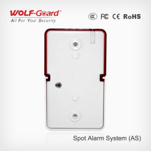 Spot Alarm System Alarm Panel and Siren with Alarm Detectors pictures & photos