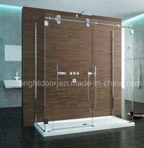 China best custom clear glass sliding shower doors enclosures best custom clear glass sliding shower doors enclosures planetlyrics Images