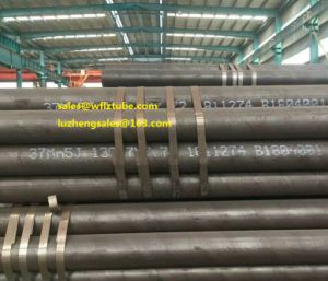 API 5L X42 X52 Q345b LSAW Steel Pipe Tube, L245 L355 L360 X42 Oil Line Pipe pictures & photos