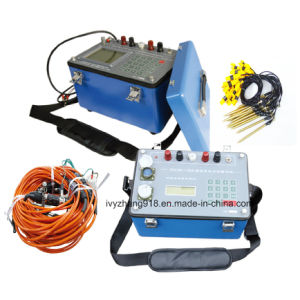 China Water Detector Resistivity Meter, Water Detector
