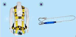 Safety Belt with Waist Belt and EVA Block (EW0116H) -Set4