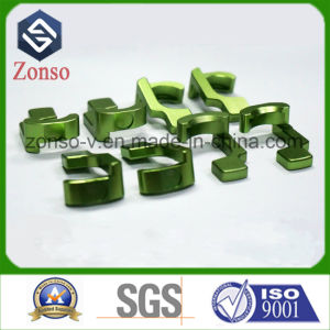 Precision Aluminum Anodizing Sand Blasting Finish CNC Milling Parts