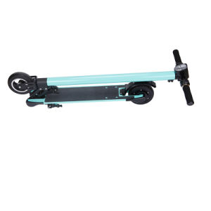 Ce Certification Hot Sells Fold Two Roller Skatiing Scooter /Ledlights