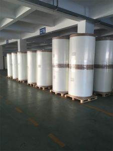 Fire Resistance Fiberglass Wall Covering Mat Tissue pictures & photos