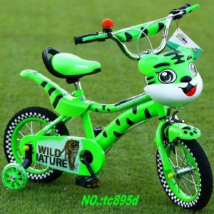 Green Lovely Tiger Model Baby Bike/Kids Bicycle pictures & photos