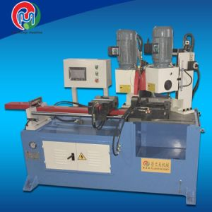 Plm-Qg350CNC Automatic Pipe Cutting Machine Sawing Machine pictures & photos