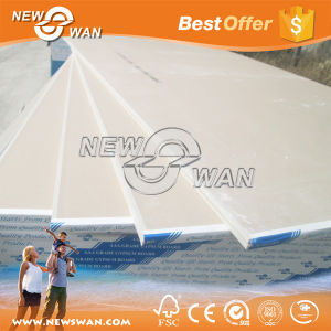 Standard Paper Faced Drywall / Plasterboard (Moisture, Fireproof, Waterproof) pictures & photos