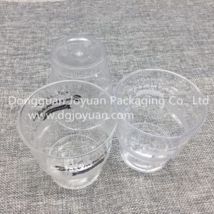 Plastic Cup for Dessert or Cold Drink, 180ml pictures & photos