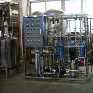 Zero Hardness Water Demineralized Plant EDI Filtration Systems for Boilers