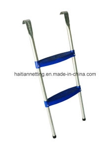 Ladder with Plastic Step (trampoline accessories)