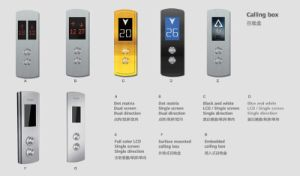 Energy Saving Passenger Home Elevatorwith Factory Price pictures & photos