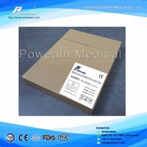 Film\X-ray Film\Medical Film\Medical X-ray Film\/Wet Film\Conventional Film\Analogue Film\Universal Film\Radiology Film pictures & photos