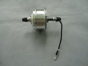 0.5kw BLDC Hub Motor for Electric Scooter pictures & photos