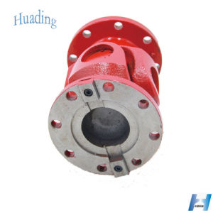 No Telescopic Shorten Cardan Shaft Coupling (SWC WD)
