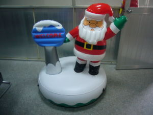 Advertising Inflatable Christmas Santa Model for Sale pictures & photos