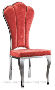 Colorful Fabric Luxury Design Hotel Furniture Banquet Chair (B8898)