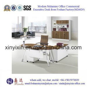 Melamine Office Table European Style Modern Office Furniture (M2602#) pictures & photos