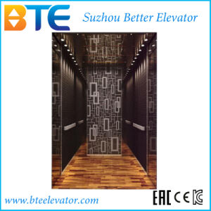Ce Gearless Passenger Elevator with Dynamic Cabin