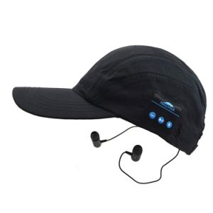 Promotional Cheap Bluetooth Hat Bike Base Cap