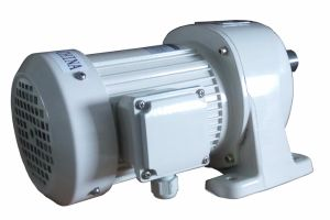 White Color G3 Helical Gearmotor