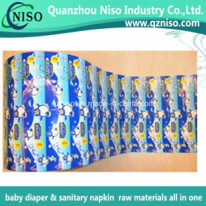 PP Frontal Tape Adhesive for Baby Diaper Making with SGS (LS-FT01) pictures & photos