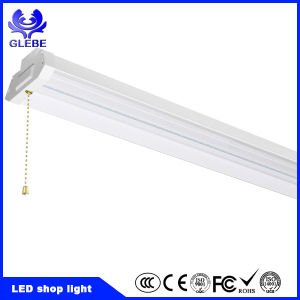 Ul Approved 5 Years Warranty Linkable Internal Driver 4 Foot Led Shop Lights With Pull Chain