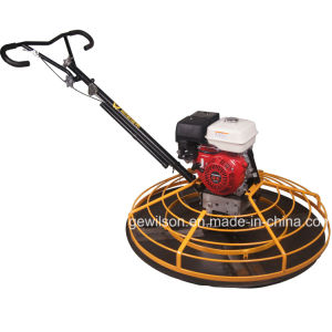 Walk Behind Concrete Power Trowel Machine for Cement Concrete Floor Finishing pictures & photos