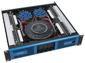 800W 4 Channel Power Amplifier pictures & photos